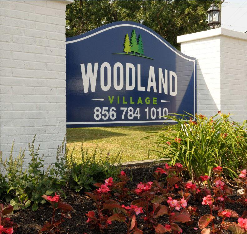 Woodland Village_Front-Signage1